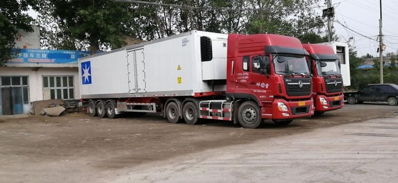 冰雪货运公司招聘A2驾驶员,有相应的资格证,有生活和交通补贴