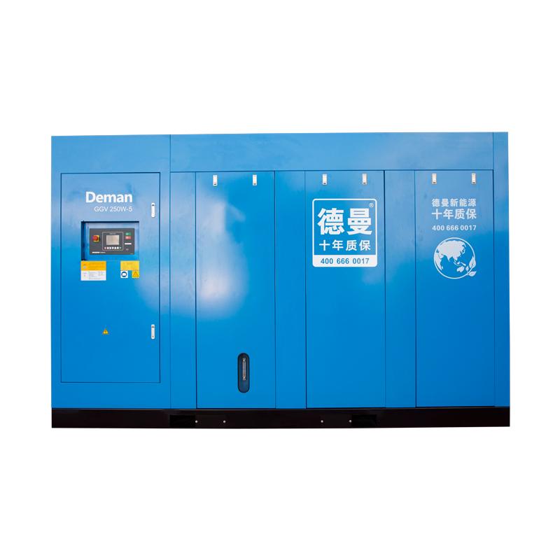 102p德曼GGV系列节能螺杆式空气压缩机