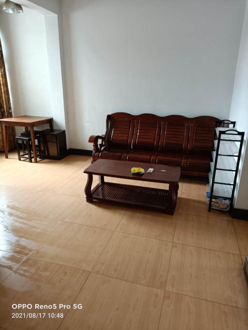 北山钟鼓楼办事处后2房1厅出租:租金每月750元,面积70平
