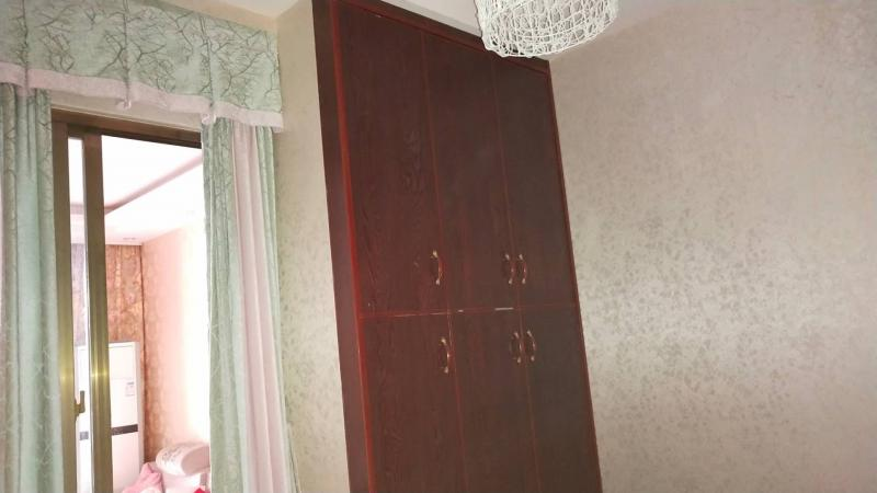 新京滨江学府110平米4室2厅2卫首次出租,家具家电齐全