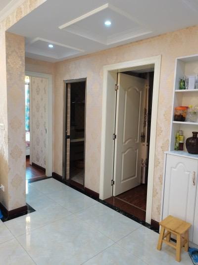 出售中渝滨江壹号C区2室2厅1卫87平米住房