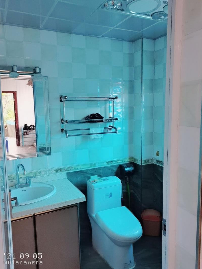 出租新城路1室1厅1卫45平米500元/月住房