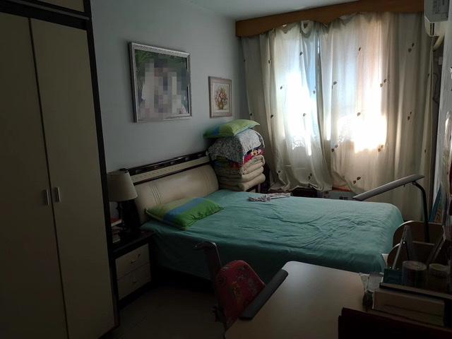 北山绢纺厂宿舍简装2室1厅住房出售