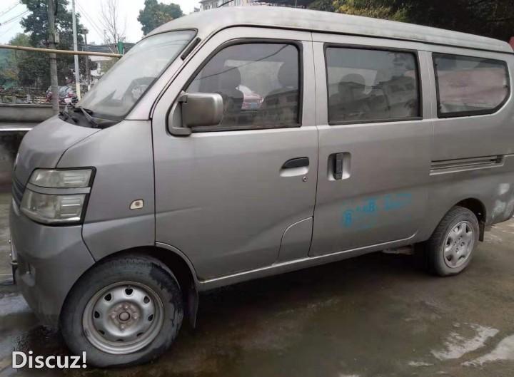 2009年的长安之星2出售,车况良好,无事故,适合练习用车!